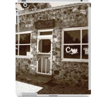 Route 66 Cafe iPad Case/Skin