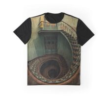 Old forgotten spiral staircase Graphic T-Shirt