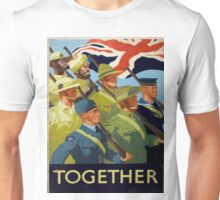 Vintage poster - Together Unisex T-Shirt
