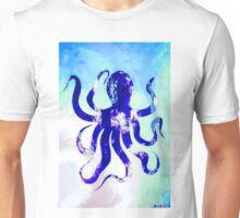 Salty octopus Unisex T-Shirt
