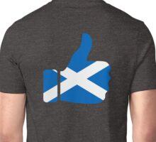 thumbs scotland Unisex T-Shirt