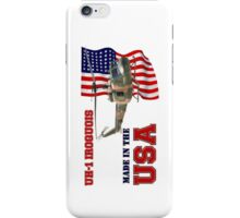 UH-1 Iroquois Made in the USA iPhone Case/Skin