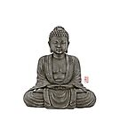 Buddha lines  by 73553