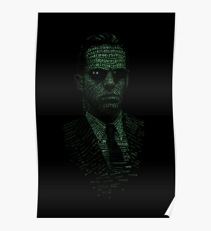 Agent Smith Poster