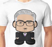 Keith Olbermann Politico'bot Toy Robot 1.0 Unisex T-Shirt