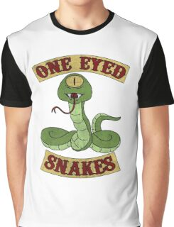 One Eyed Snakes t shirt Graphic T-Shirt