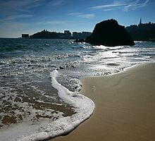 North Beach, Tenby by Mark Haynes Photography