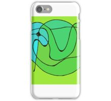 Playing in the field iPhone Case/Skin