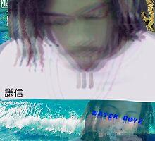 Wavy Kenshin by grantmansour