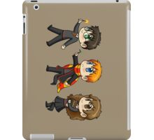 On the Patrol! iPad Case/Skin