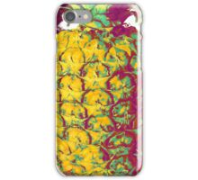 Multiple Pineapples iPhone Case/Skin