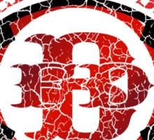 Boston FD - E33/L15 sticker Sticker