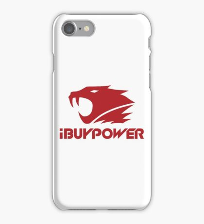 iBuyPower csgo team logo iPhone Case/Skin