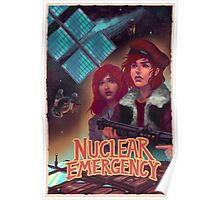 Nuclear Emergency Poster