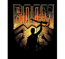 This is my Boomstick T-shirt Photographic Print