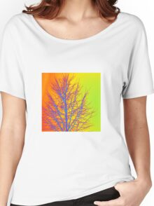 Tree Women's Relaxed Fit T-Shirt