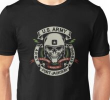 U.S.Army Life Time Member Made In Fort Jackson T-Shirt Unisex T-Shirt