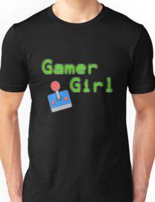 Gamer Girl - Vintage Gaming Unisex T-Shirt