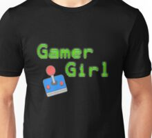 Gamer Girl - Vintage Gaming Unisex T-Shirt