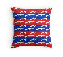 America's most iconic Throw Pillow