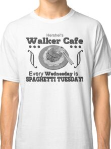 Hershel's Walker Cafe Classic T-Shirt