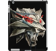 The Witcher - Medallion iPad Case/Skin