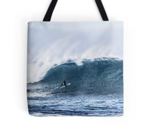 BLURRED-WAVE-0065 Tote Bag