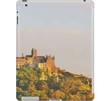 Sunset At St. Michaels Mount iPad Case/Skin