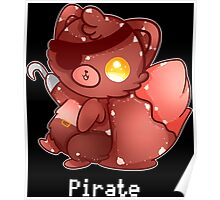 Foxy The Pirate Poster
