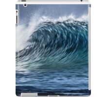 Wave rush iPad Case/Skin