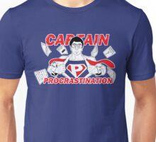 Captain Procrastination Unisex T-Shirt