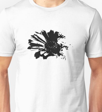 Decaying Flower Unisex T-Shirt