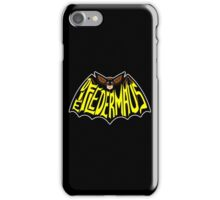 The Cloaked Campaigner iPhone Case/Skin