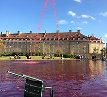 Red water #2 by Hekla Hekla