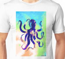 Salty octopus Unisex T-Shirt