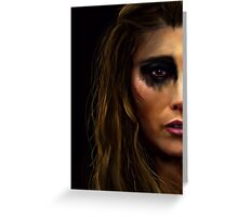 Grounder Princess Greeting Card