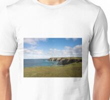 Godrevy to St Agnes, The North Cornwall Coastline Unisex T-Shirt