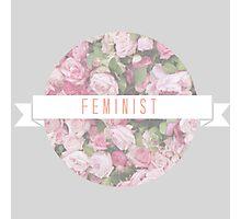 feminist Photographic Print