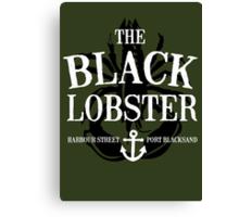 The Black Lobster Inn - Fighting Fantasy Canvas Print