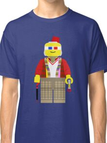 Dr. Who Lego 1-11 Classic T-Shirt
