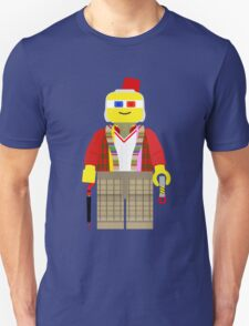 Dr. Who Lego 1-11 T-Shirt