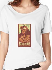 Rolling Stones Ice Cream Women's Relaxed Fit T-Shirt
