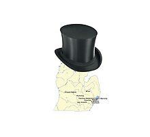 Michigan With A Hat by Jake Kauffman