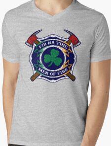 Fir na Tine - Men of Fire Mens V-Neck T-Shirt