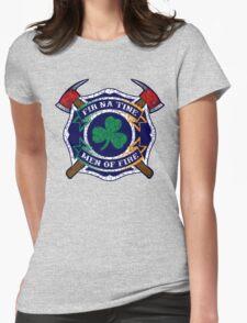 Fir na Tine - Men of Fire Womens Fitted T-Shirt