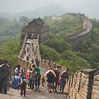 The Great Wall by emmawind