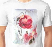 """""""When the Mists Fall Down"""" from the series """"Blossoming Planet"""" Unisex T-Shirt"""
