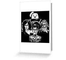 Gozerian Rhapsody Greeting Card