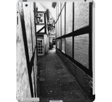 point of wiew of bremen iPad Case/Skin