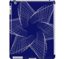 Star 2 (wire frame models) iPad Case/Skin